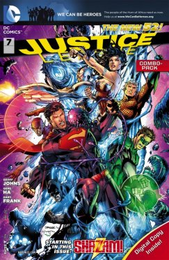 Justice League vol 2 # 07