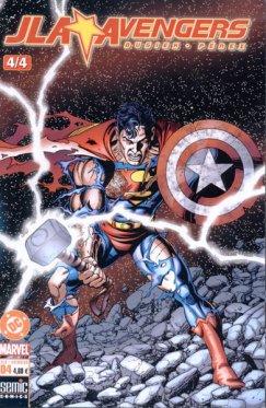 JLA  Avengers # 04