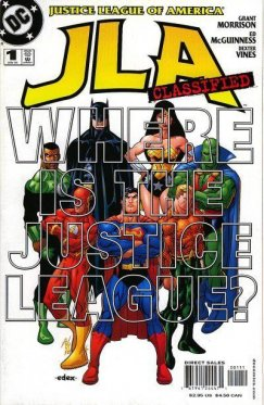 JLA : Classified # 1