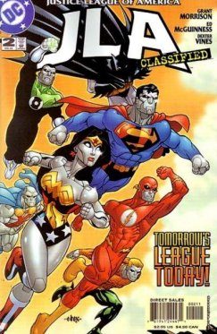 JLA : Classified # 2