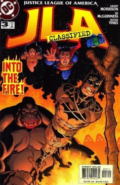 JLA : Classified # 3