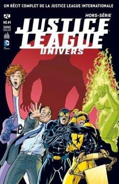 Justice League Univers Hors Serie # 01