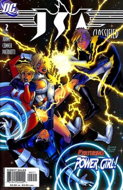 JSA : Classified # 2