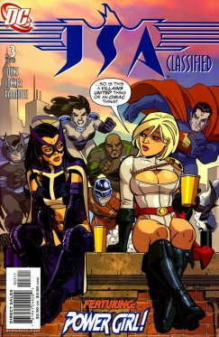 JSA : Classified # 3