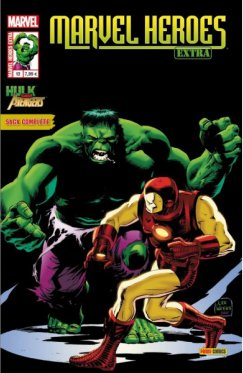 Marvel Heroes Extra # 12