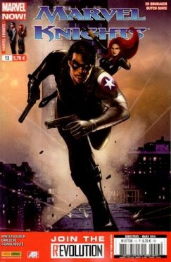 Marvel Knights # 13