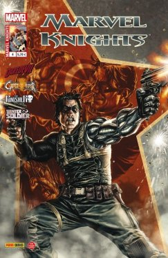 Marvel Knights # 04
