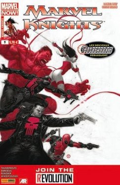 Marvel Knights # 09