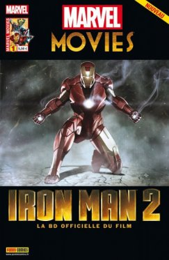 Marvel Movies # 1 : Iron Man