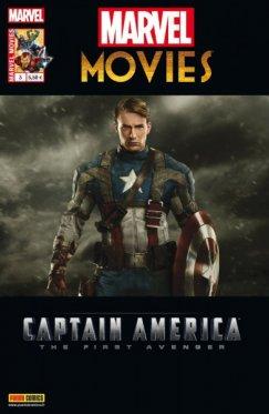 Marvel Movies # 3 : Captain America