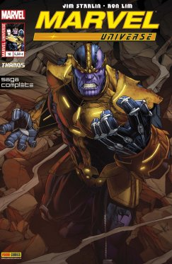 Marvel Universe vol 3 # 10
