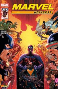 Marvel Universe vol 3 # 02