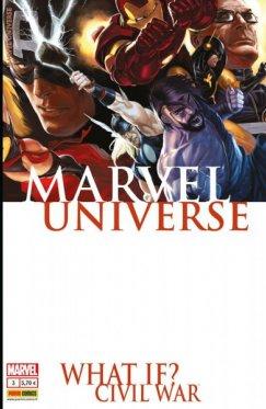 Marvel Universe vol 3 # 03