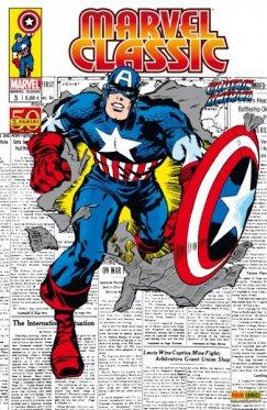 Marvel Classic vol 1 # 03 : Captain America