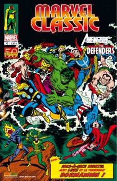 Marvel Classic vol 1 # 04 : Avengers vs Defenders