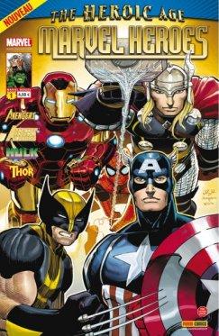 Marvel Heroes vol 3 # 01
