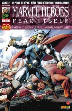 Marvel Heroes vol 3 # 11
