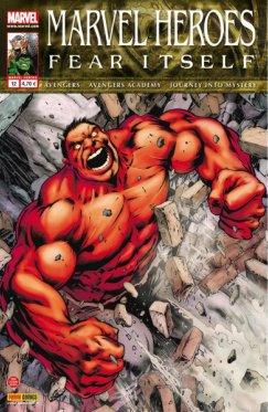 Marvel Heroes vol 3 # 12