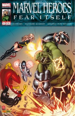 Marvel Heroes vol 3 # 13