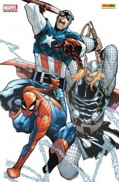 Marvel Heroes vol 3 # 13 Variant