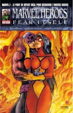 Marvel Heroes vol 3 # 15