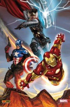 Marvel Heroes vol 3 # 01 Variant