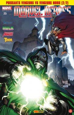 Marvel Heroes vol 2 # 35