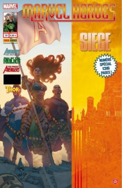 Marvel Heroes vol 2 # 39