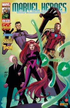 Marvel Heroes vol 3 # 08