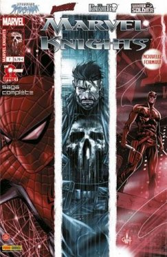 Marvel Knights # 07