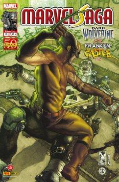 Marvel Saga # 10