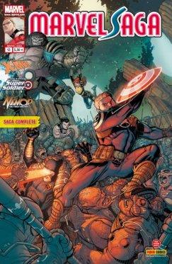 Marvel Saga # 13