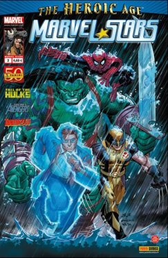 Marvel Stars # 02