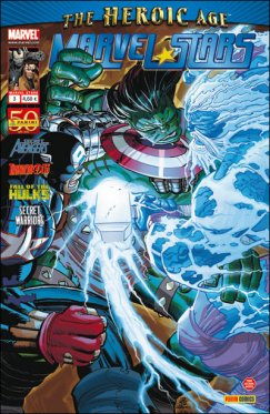 Marvel Stars # 03