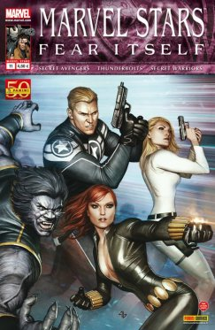 Marvel Stars # 11