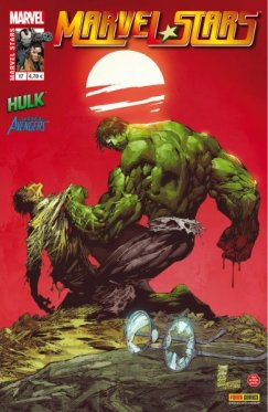 Marvel Stars # 17