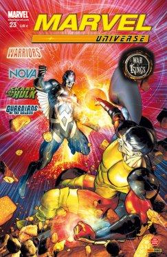 Marvel Universe # 23