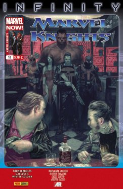 Marvel Knights # 14