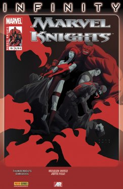 Marvel Knights # 15