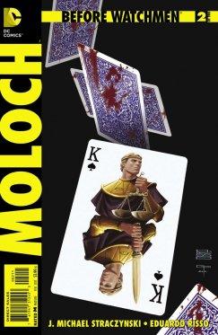 Before Watchmen : Moloch # 2