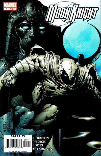 Moon Knight # 01