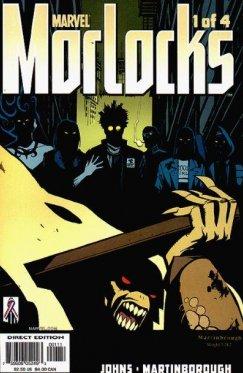 Morlocks # 01-04