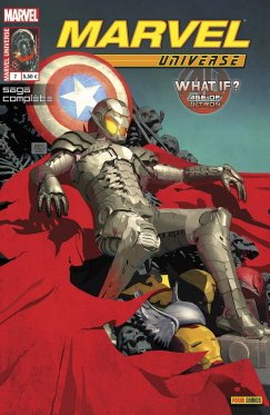 Marvel Universe vol 3 # 07