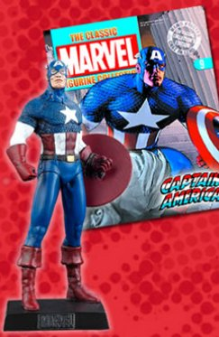 Marvel Super Heroes 009 : Captain America