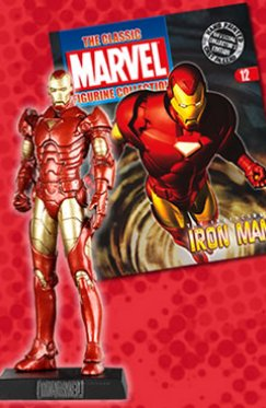 Marvel Super Heroes 012 : Iron man