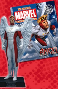 Marvel Super Heroes 031 : Angel Red