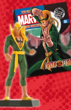 Marvel Super Heros 044 : Iron Fist