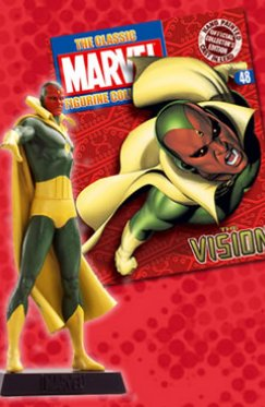 Marvel Super Heros 048 : Vision