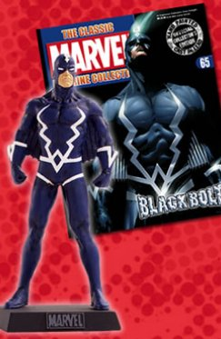 Marvel Super Heros 065 : Black Bolt