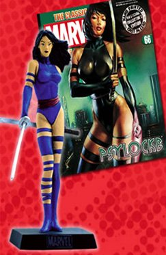 Marvel Super Heros 066 :  Psylocke